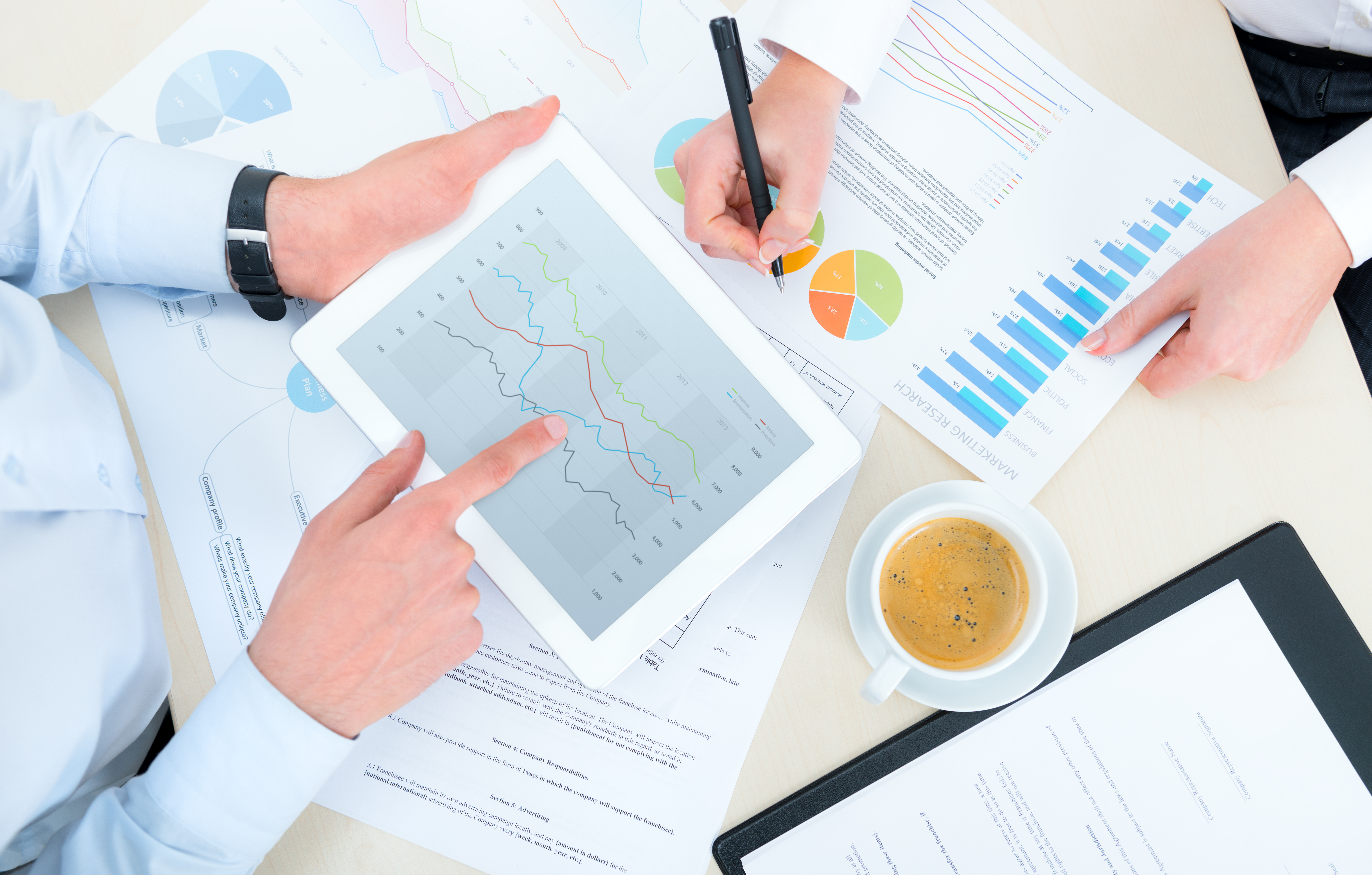 analysis and investment consulting report on